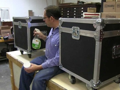 11 of 11 - DIY Road Case Conclusion - ReliableHardware.com
