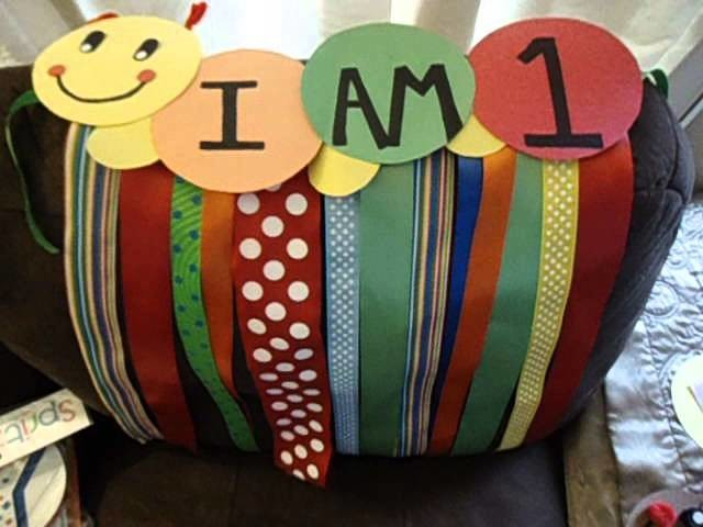 1st Birthday Party decorations and DIY.Budget party decor ideas
