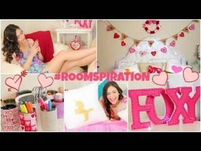 Bethany Mota ♥‿♥ Roomspiration! DIY room decorations & organizing tips!