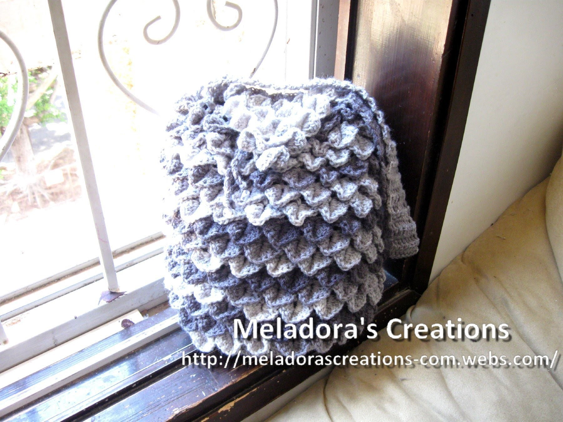 Crocodile Stitch Draw Bag Crochet Tutorial