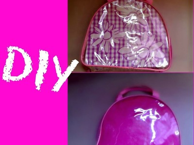 DIY Bag No Sew (color of your choice)