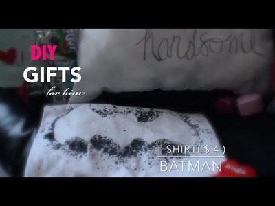 DIY Gift Ideas for your Boyfriend! Valentine's Day ♡ 2014