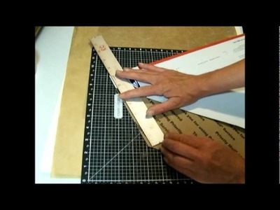 DIY Paper Caddy Tutorial