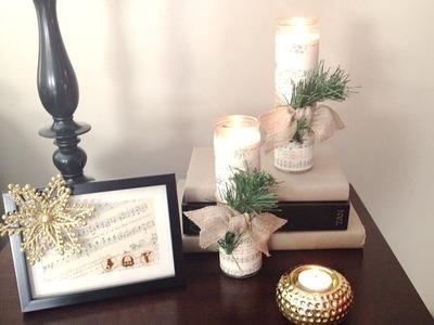 Dollar Tree DIY Holiday Decor #2
