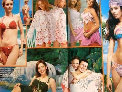 Duplet Bikini 2 Crochet patterns magazine Special Relize