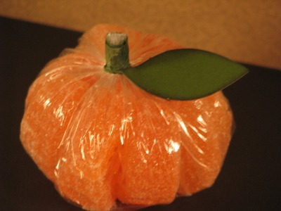 Halloween.Fall Themed Orange Slice Pumpkin Treat Tutorial
