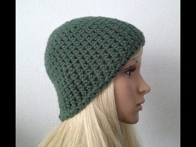 How to Crochet a Hat P#7 by ThePatterfamily