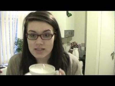 HOW TO: Make a teacup candle!