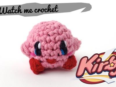 Kirby - Watch me Crochet