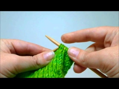 Knitting German Short Rows