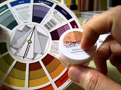 Magical Micas LindysStampGang.com DIY Mist with Glimmer