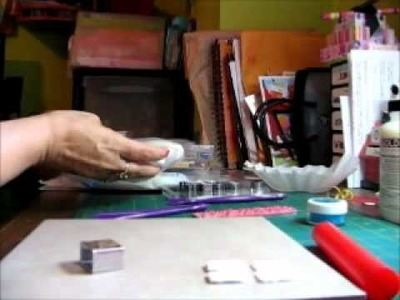 Making Beads with Air-Dry Clay.wmv