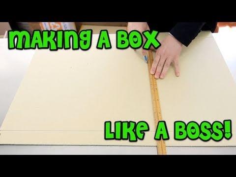 Making Boxes. Like a Boss!