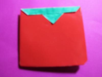 Sell Box Tomato 3D Origami Icon Stock Vector Art & Illustration ... | 300x400