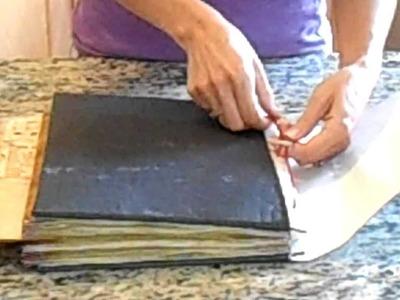 Pagan Scrapbook Supply - How To Make a Book of Shadows