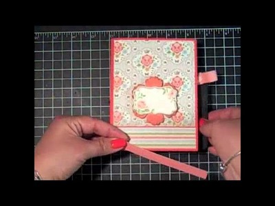 Stampin' Up! Tutorial Easy Paper Bow