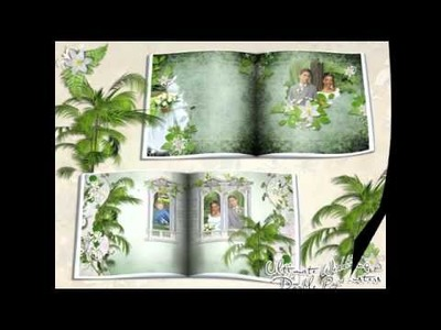 The Ultimate Wedding DVD - a huge digital scrapbooking collection