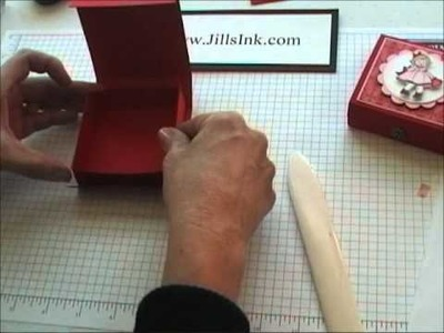 Valentine Candy Box Tutorial 3.wmv