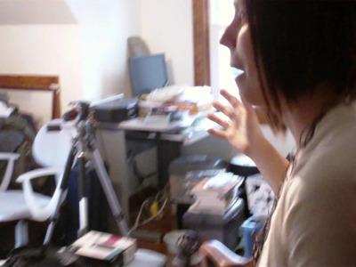 Video Blog Home Studio Walkthrough - Crafting an MBA Video Challenge