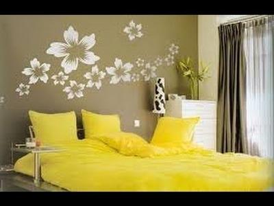 Bedroom Wall Decor | Wall Decor Ideas For Bedroom | Diy Bedroom Wall Decorating Ideas
