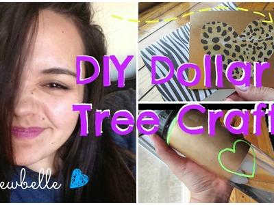 DIY DOLLAR TREE CRAFTS   Channel Swap with Lulewbelle