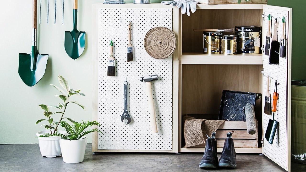 DIY IDEA: Ikea cupboard project #1 - homes+