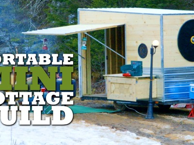 DIY MOBILE Mini Cottage