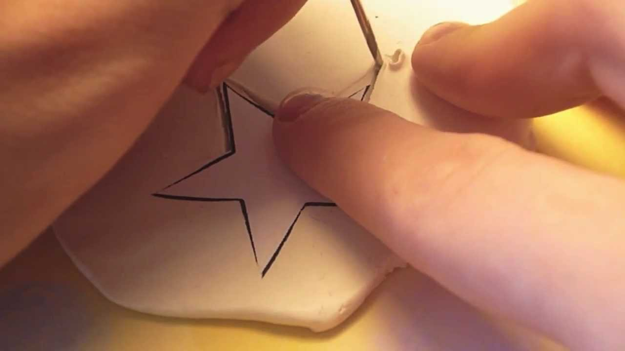 DIY PAPER CLAY CUTTERS - Polymer Clay Tutorial