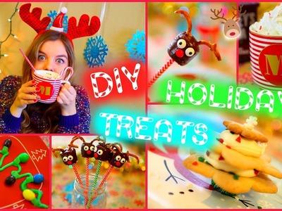 Easy DIY Holiday Treats!