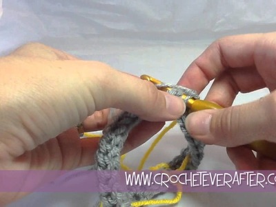 Fair Isle Crochet Tutorial #2: How to Catch Your Float