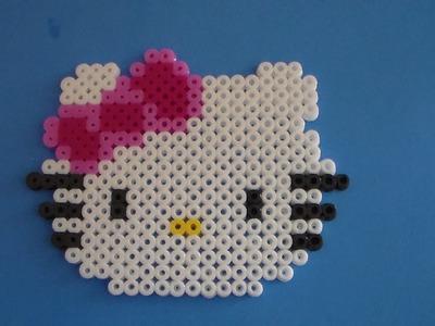 Hello Kitty Melty Beads Craft & Activity Kit