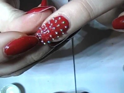 How sturdy are nail art beads?