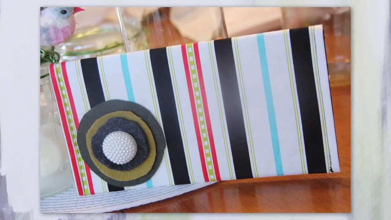 How to Make a Clutch Handbag - How to Sew a Clutch Handbag
