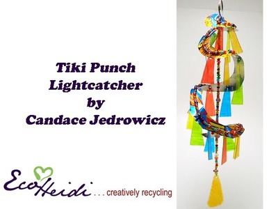 How to Make a Soda Can Lightcatcher by Candace Jedrowicz