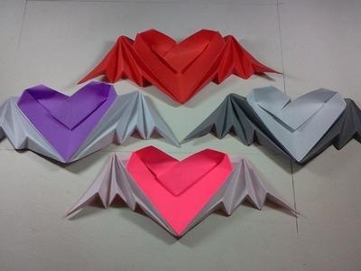 How to make Origami Heart (riki saito)