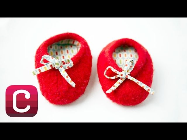 How to make Slippers with Maggie Pace on Creativebug