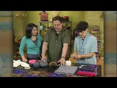 Knitting Daily Series 400 Preview -Episode 412