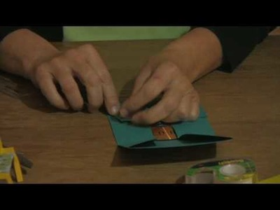 Origami & Paper Crafts : How to Make a Paper CD Case