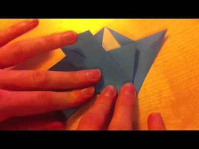 Origami For Beginners #10 - Standing Crane