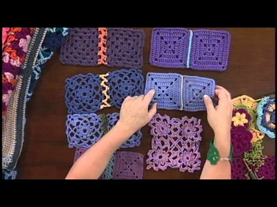 Preview Unexpected Crochet Stitches for Afghans and Beyond with Robyn Chacula workshop video