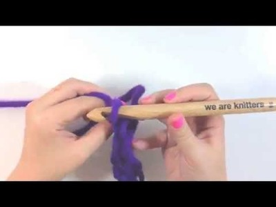 Single Crochet | We Are Knitters