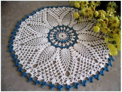Thread Crochet Patterns