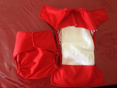 Tutorial | DIY Flip Style Diaper Cover without FOE (pt 1)