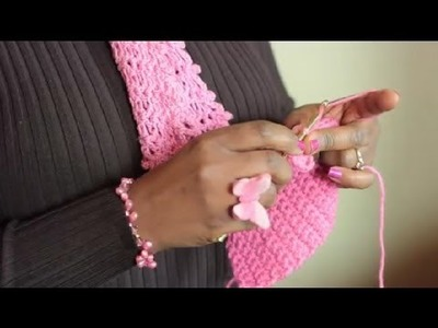 What Is a Double Triple Crochet Stitch? : Crochet Stitches