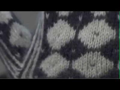 #31 Snowball Mittens, Vogue Knitting Winter 2009.2010