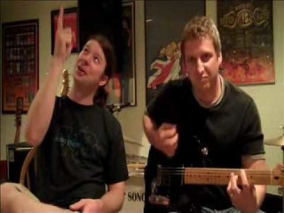 ANKLELOCK- New WWE.ECW band feat. Extreme.Van Halen's Gary Cherone (Jack Swagger)