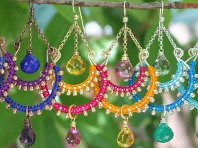 Bollywood Earrings