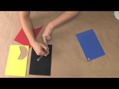 Craft Time with Julie Mack - Cardboard Space Rocket