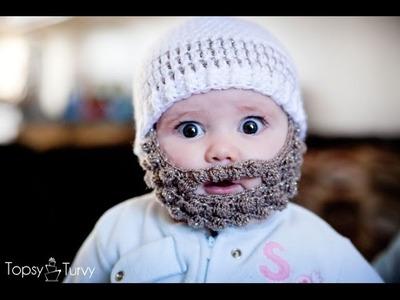 Crochet Hat & Beard