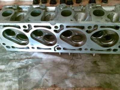 Cylinder head porting: DIY power and eficiency mods